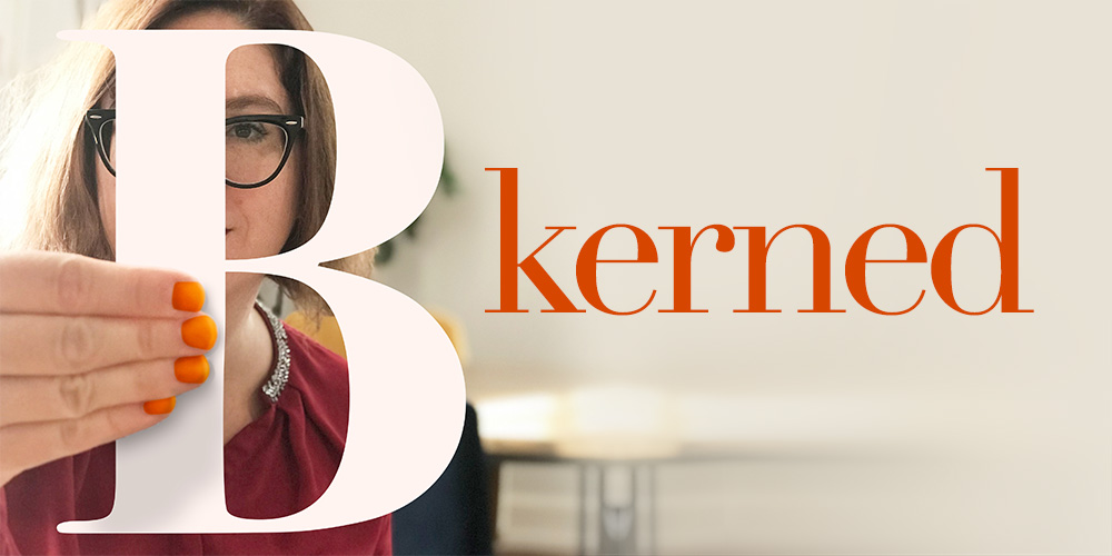 Learn the ways pros apply kerning and tracking in InDesign